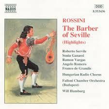 The Barber of Seville (Highlights)