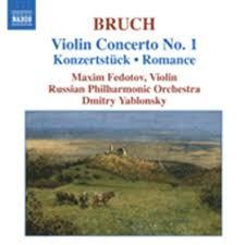 Violin Concerto No. 1 - Konzertstück
