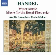 Water Music, Royal Fireworks