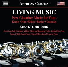 New Chamber Music for Flute  - Alice K. Dade
