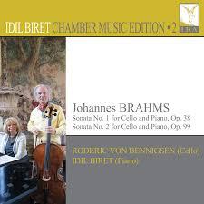 Cello Sonatas No. 1 & 2