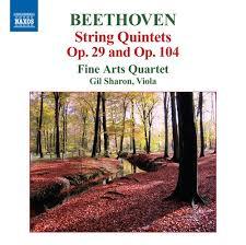 String Quintets Op. 24 & Op. 104