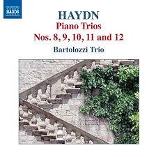 Piano Trios Nos. 8, 9, 10, 11 & 12