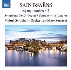 Symphonies 2 - Malmö Symphony Orchestra - Carl Adam Landström, Orgel