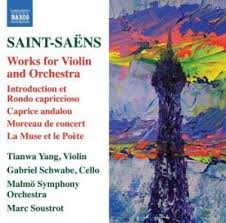 Works for Violin and Orchestra - Tianwa Yang