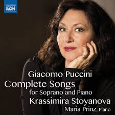 Complete Songs for Soprano & Piano - Krassimira Stoyanova