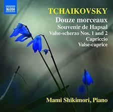 Douze morceaux Op. 40 - Piano Works - Mami Shikimori