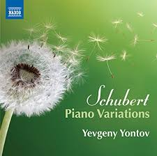 Piano Variations - Yevgeny Yontov