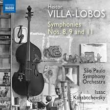 Symphonies Nos. 8, 9 and 11  - Isaac Karabtchevsky