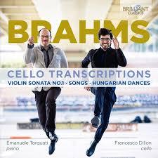 Cello Transcriptions  - Francesco Dillon & Emanuele Torquati