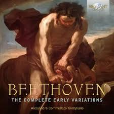 The Complete Early Variations (3 CD)  - Alessandro Commellato (piano)