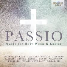 Passio: Music for Holy Week & Easter (25 CD)