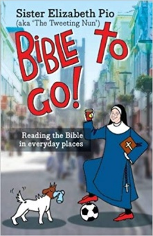 Bible to Go! Reading the Bible in everyday places - (The Tweeting Nun)