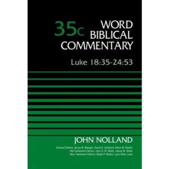 Luke 18:35-24:53, vol 35C