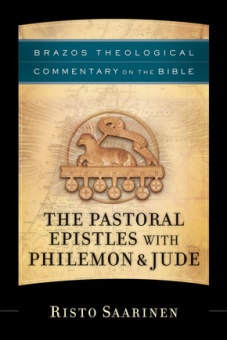 Pastoral Epistles with Philemon & Jude - SCM Theological Commentary on the Bible