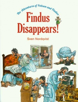 Findus Disappears! ( Adventures of Findus and Pettson )
