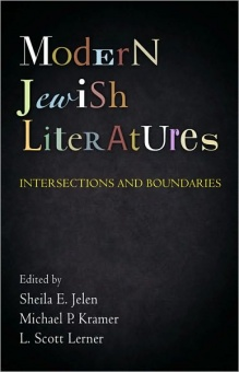 Modern Jewish Literatures: Intersections and boundaries