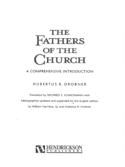 Fathers of the Church: A Comprehensive introduction