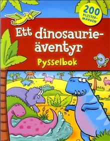 Ett dinosaurieäventyr - 200 klistermärken