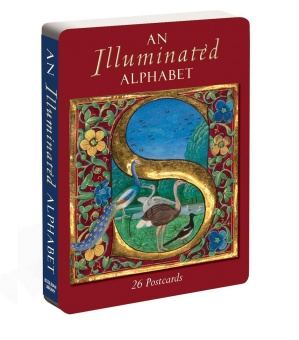 Illuminated Alphabet: 26 Postcards ( Bodleian Library - Postcards from )