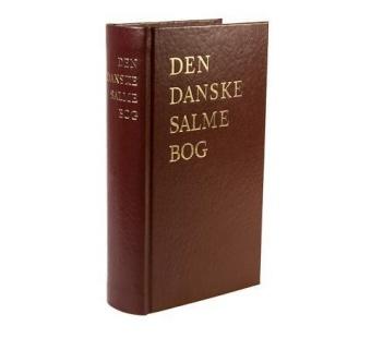 Danske Salmebog, röd - Nytt omslag