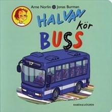 Halvan kör buss