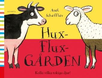 Hux-Flux-gården - kolla vilka tokiga djur!