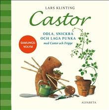 Castor: Odla, snickra och laga punka med Castor och Frippe - Samlingsvolym