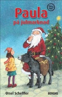 Paula på julmarknad
