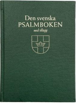 Psalmbok med tillägg, storstil