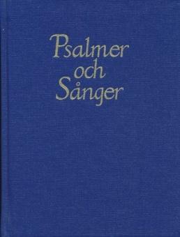 Psalmer och Sånger, m. tillägg STORSTIL