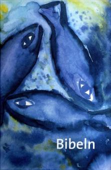 Bibel, Fisk Liten 175x125 mm
