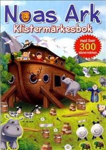 Noas ark - med över 300 klistermärken