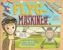 Flygmaskiner - Bygg 5 modeller