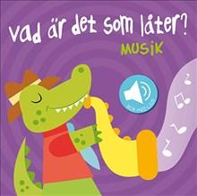 Musik - bok med ljud