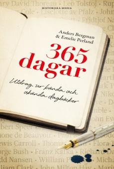 365 dagar - Utdrag ur kända och okända dagböcker