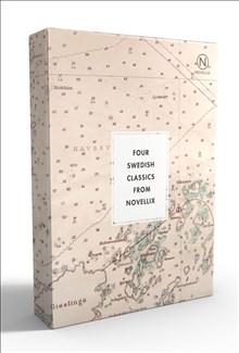 Four Swedish Classics (incl. gift box) - Presentask med fyra svenska klassiker på engelska