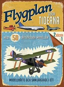 Flygplan genom tiderna med 50 lättbyggda modeller
