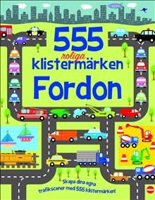 555 roliga klistermärken: Fordon