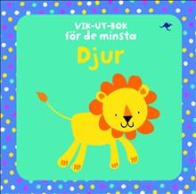 Vik-ut-bok för de minsta: Djur