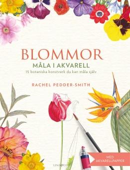 Blommor: Måla i akvarell