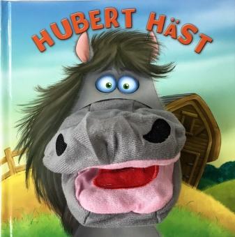 Hubert häst - handdocka