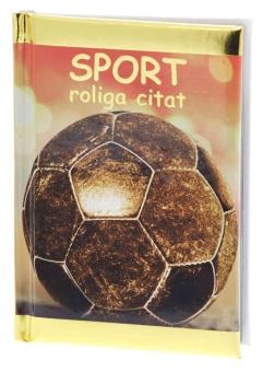 Sport - roliga citat