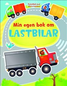 Min egen bok om lastbilar