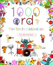1000 ord - Min första bildordbok