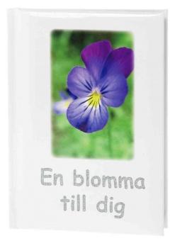 En blomma till dig