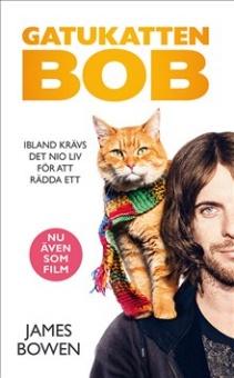 Gatukatten Bob - filmomslag