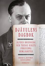 Djävulens dagbok: Alfred Rosenberg och tredje rikets försvunna hemligheter