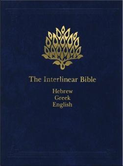 Interlinear Bible - Hebrew, Greek, English