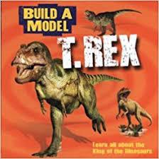 Build a Model - T.Rex